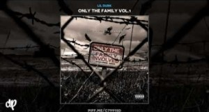 Only The Family Vol.1 BY Lil Durk